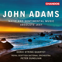 Doric String Quartet - Naive & Sentimental Music