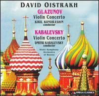 David Oistrakh - Violin Concertos