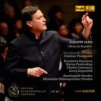 Roberto Scandiuzzi, Bass - Messa Da Requiem (2pk)