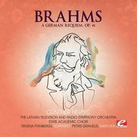Brahms - German Requiem
