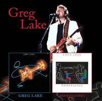 Greg Lake - Greg Lake / Manouevres (Uk)