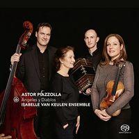 Isabelle van Keulen Ensemble - Angeles & Diablos