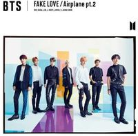 BTS - FAKE LOVE / Airplane pt.2 [Videos][CD/DVD]