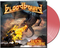 Bloodbound - Rise Of The Dragon Empire [Clear Vinyl] (Gate) [Limited Edition]