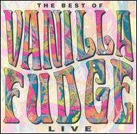 Vanilla Fudge - Live