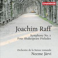 Neeme Järvi - Symphony No 2: Four Shakespeare Preludes (Hybr)