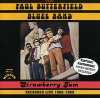 Paul Butterfield - Strawberry Jam