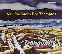Neil Swainson - Tranquility Cd (Can)