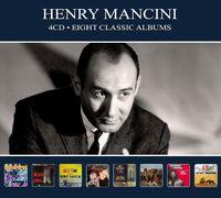 Henry Mancini - 8 Classic Albums [Digipak] (Ger)