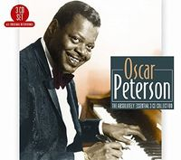 Oscar Peterson - Absolutely Essential 3 CD Collection