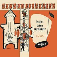 Sidney Bechet - Bechet Souvenirs (Uk)