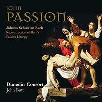 J Bach S - John Passion (2pk)