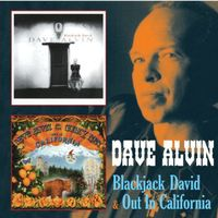 Dave Alvin - Blackjack David & Out In California [Import]