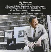 Joe Farnsworth - My Heroes (Jpn)