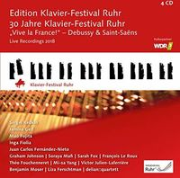 Debussy - Klavier-Festival Ruhr 37 (4pk)