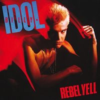 Billy Idol - Rebel Yell [LP]