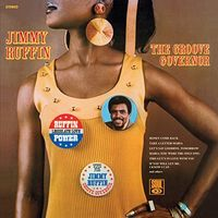 Jimmy Ruffin - Groove Governor
