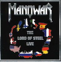 Manowar - Lord Of Steel-Live [Import]