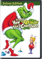 Dr. Seuss' The Grinch - Dr. Seuss' How The Grinch Stole Christmas [Deluxe Edition]