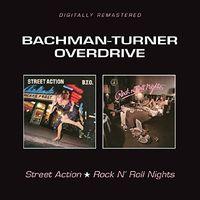 Bto Bachman-Turner Overdrive - Street Action / Rock N Roll Nights (Uk)