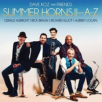 Dave Koz - Summer Horns Ii: From A To Z