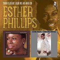 Esther Phillips - Black Eyed Blues/Capricorn Princess (Uk)