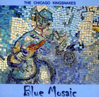 Chicago Kingsnakes - Blue Mosaic