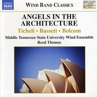 Middle Tennessee State University Wind Ensemble - Angels in the Architecture