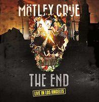 Motley Crue - End: Live In Los Angeles (3pc) (W/Dvd) / (Wbr Dlx)