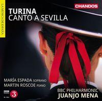 BBC Philharmonic Orchestra - Canto a Sevilla