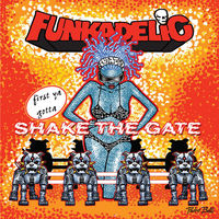 Funkadelic - First You Gotta Shake the Gate