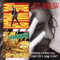 Joe Walsh - Ordinary Average Guy & Songs For A Dying Planet [Import]