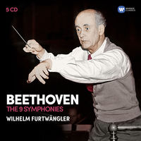 Beethoven / Wilhelm Furtwangler - Beethoven: The Complete Symphonies [5CD]