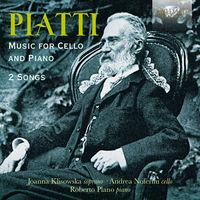 Andrea Noferini - Piatti: Music For Cello And Piano, 2 Songs