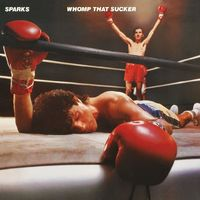 Sparks - Whomp That Sucker (Blue) [Colored Vinyl] (Red) (Uk)