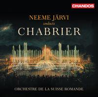 Neeme Järvi - Neeme Jarvi Conducts Chabrier Orchestral Works