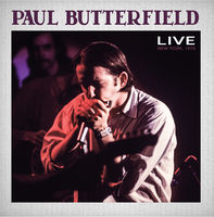 Paul Butterfield - Live 1970