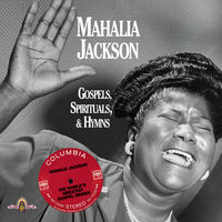 Mahalia Jackson - Gospels Spirituals & Hymns (DBL Jewel Case)