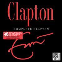 Eric Clapton - Complete Clapton [4LP]