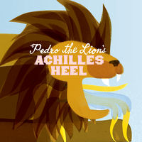 Pedro The Lion - Achilles' Heel [Indie Exclusive Limited Edition Remastered Clear LP]