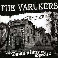 Varukers - Damnation Of Our Species