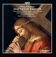 J Bach S - Matthaus Passion