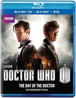 Doctor Who [TV Series] - Doctor Who 50th Anniversary Special: The Day of the Doctor [3D]