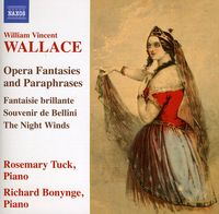Rosemary Tuck - Piano Music: Opera Fantasies & Paraphrases 1
