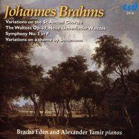 J. BRAHMS - Piano Duets