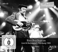 Roy Buchanan - Live At Rockpalast: Hamburg 1985 (W/Dvd)