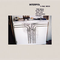 Interpol - A Fine Mess EP [Vinyl]