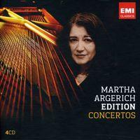 Martha Argerich - Argerich: Concertos (Box)