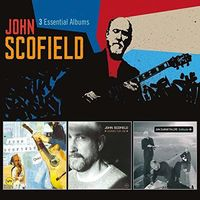 John Scofield - 3 Essential Albums (Can)