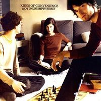 Kings Of Convenience - Riot On An Empty Street [Vinyl]